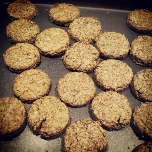 Mini Scottish Oat Cakes