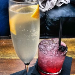 A French 72 and a Bramble at Bond No. 9