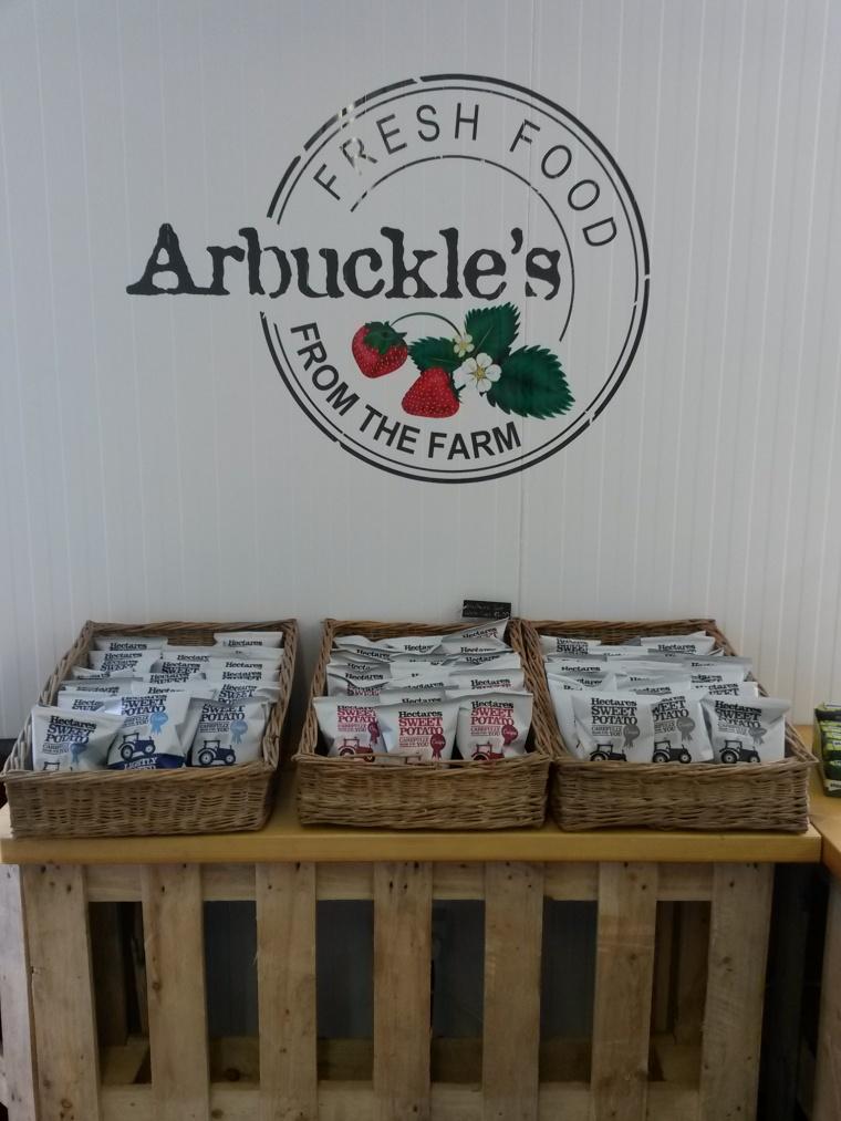 Arbuckle's logo
