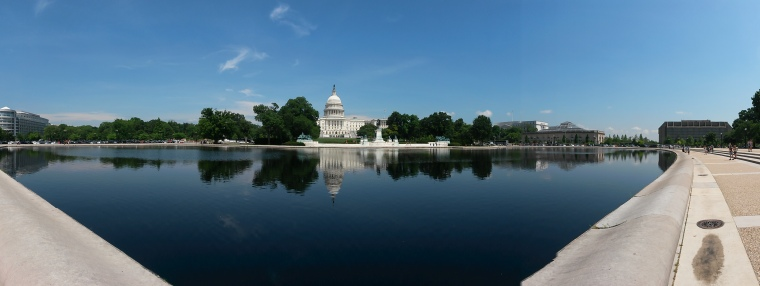 Capitol Hill panoramic