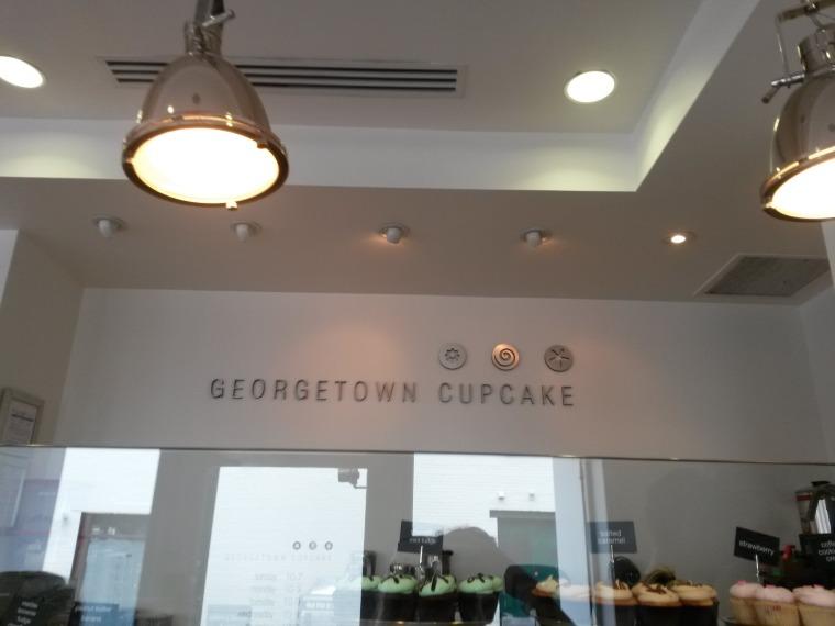 cupcake shop interior