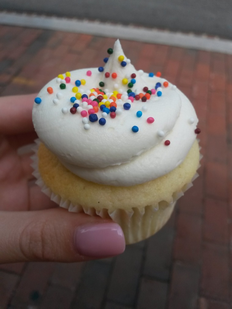 birthday sprinkles