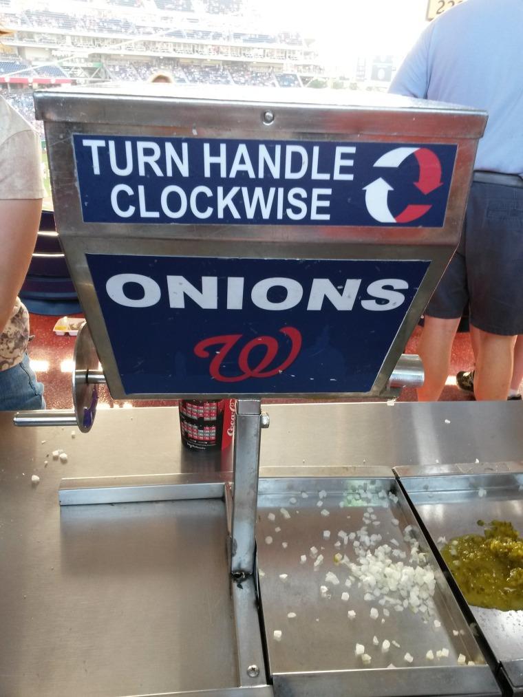 DIY onions