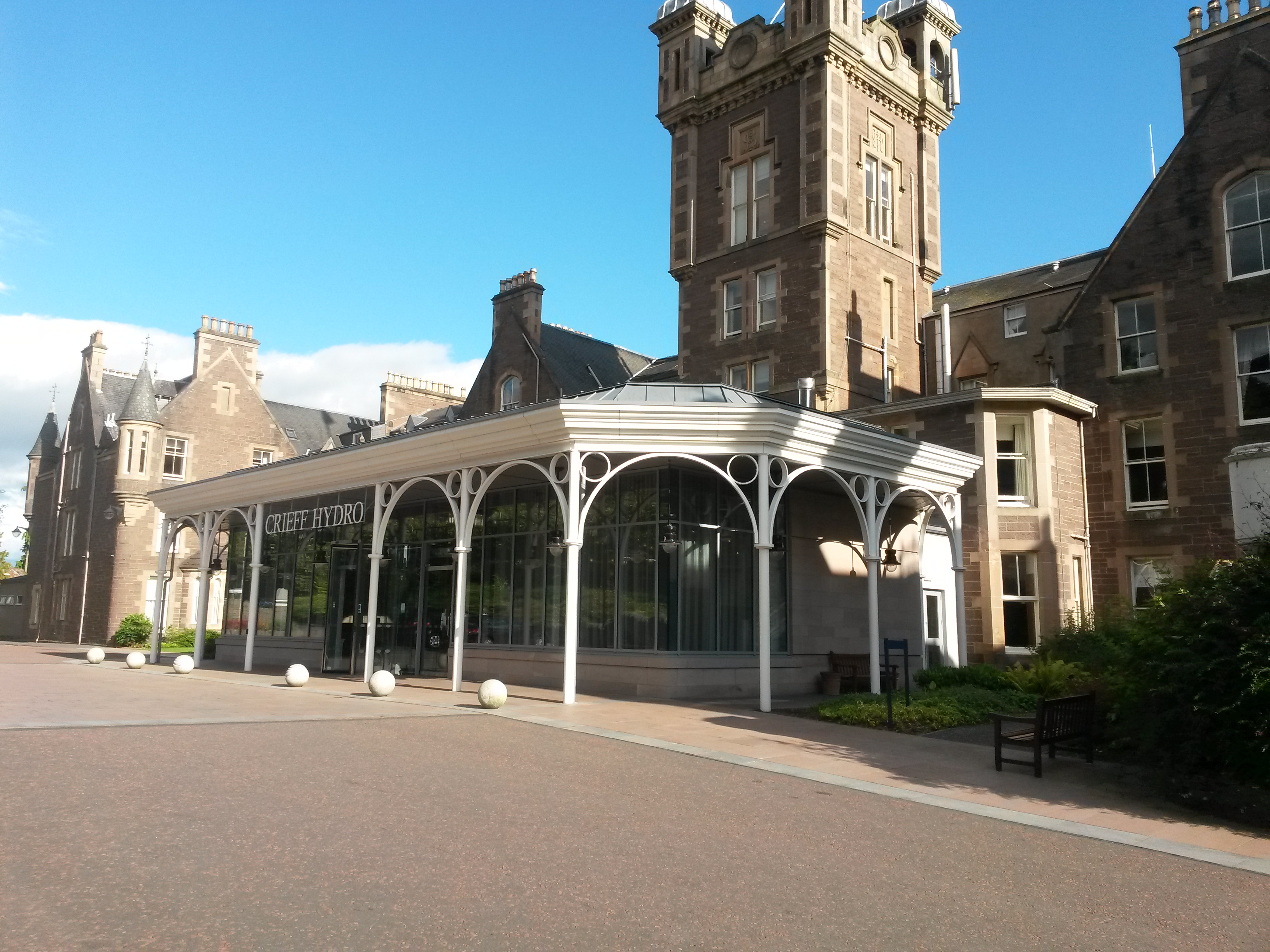 Crieff hydro fizz and pheasant - Hotels in perthshire with swimming pool ...