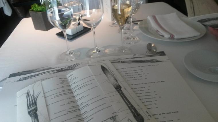 Arzak tasting menu