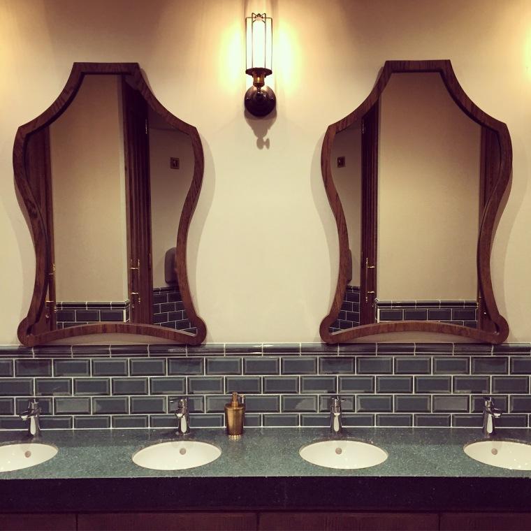 Badger & Co bathrooms